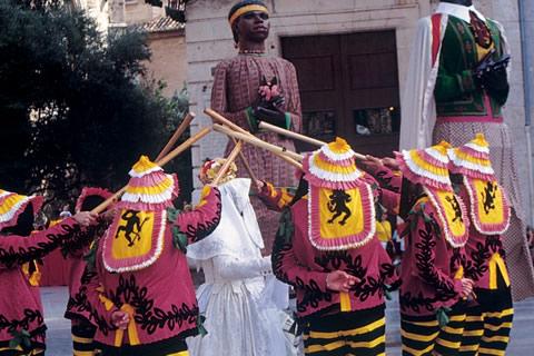 Fiesta Corpus Valencia
