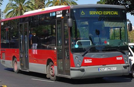 bus Valencia