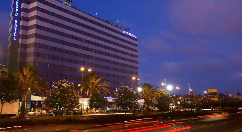 Expo hotel valencia stedentrip valencia for Top design hotels valencia