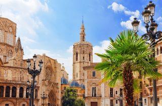 Catedral de Valencia y el Miguelete