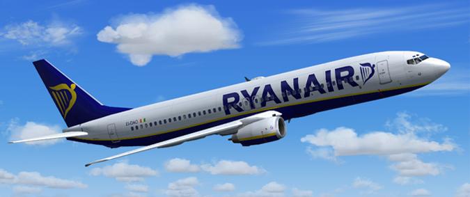 Ryanair Valencia